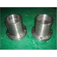 Customized Ra 1.6, Mild Steel, Q235, 45#, Turning Precision Machined Parts