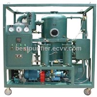 Double-Stage Insulating Oil Purification plant