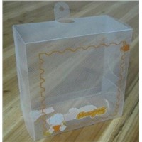Foldable Baby Shoe Box With Hook
