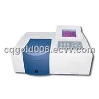 Gold High Quality Singal Beam Visible Spectrophotometer GD-723N