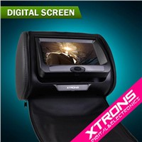 HD705: Headrest Car DVD Player with 7 Inch Digital Screen and Zippers