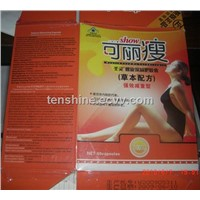Instant Slimming Capsule Japan Lingzhi Herbal Weight Loss Pill