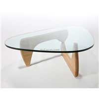 Isamu Noguchi Glass Coffee Table