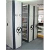 Mass Mobile File Shelves/Cabinets, Made of Steel, with Remote Control
