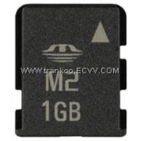 Memory Stick Micro M2 Card 1GB