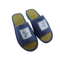 Men Open Toe Indoor Slipper