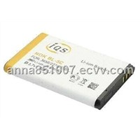 Mobile Phone Battery with 1,050mAh Capacity, Suitable for Nokia 3650