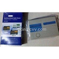 Multifunctional Cable Tester Mini Cat5 Network LAN Cable Tester