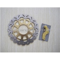 Offroad 320mm oversized brake disc rotor
