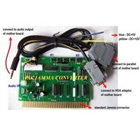 PC to Jamma Converter Board/Pc2jamma/Computer to Arcade Game Machine/Computer to Cabinet