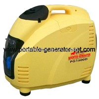 PG1500D 1.5 KVA Inverter Generator