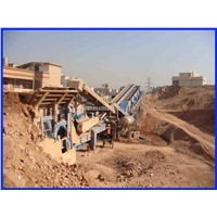PP Construction Waste Crushing Plant