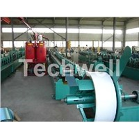 PU Foam Roller Shutter Roll Forming Machine,PU Foam Rolling Shutter Door Roll Forming Machine