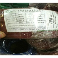 PVC Electric Cable Hook Up Wire UL 1007 22AWG 300V