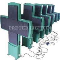 Pharmacy LED Cross (PL-MC-B)