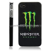 Plastic Case for iPhone 4 & 4S