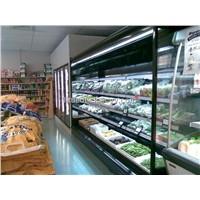 Refrigerada de Supermercados Escaparate