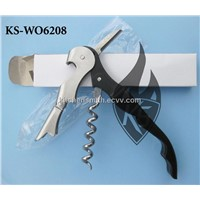 Sea horse openers or wine screw openers for bar tools