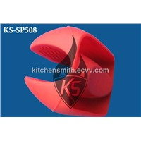 Silicone glove for kitchen tools or BBQ Tools