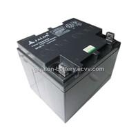 Wind system Battery 12V38Ah