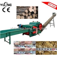 Wood Chipper With Conveyor Belt For Sale