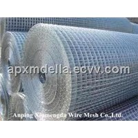 electro/hot-dipped galvanized welded wire mesh