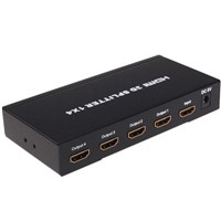 hdmi splitter 1 in 4 out 3D