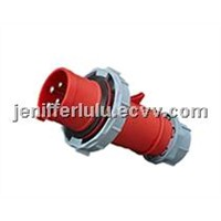 industrial plug for Container Reefer/ male reefer plug