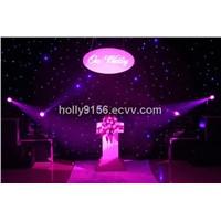 led star curtain for wedding