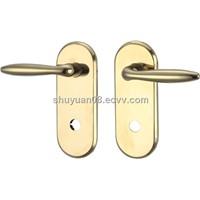 lever handle /italy door handle of PVD