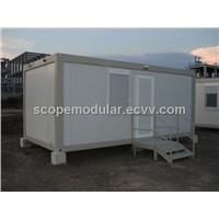 modular house; basic modular