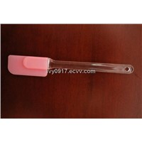 pinky silicone spatula
