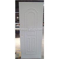 powder coating hollow core steel door with diversified available design