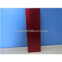 stainless steel with rea hairline finish for refrigerator door and elevator