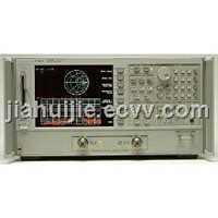 used, good quality, Agilent 8753E RF Network Analyzer, 30 kHz to 3 or 6 GHz