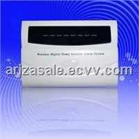 wire&wireless home security systems AF-002