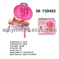 kitchen set w/light & sound  DR FG9493
