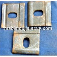 sale kinds of accessories for steel rail