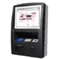 terminal payment kiosk/self-service payment kiosk ticket