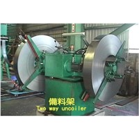 Material Rotating Frame,tube making machine,pipe making machine, roller, mill
