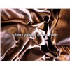 100% charmeuse silk bedding set - chocolate