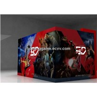 5D Mobile Cinema Theater (HomingGame-Com-012)