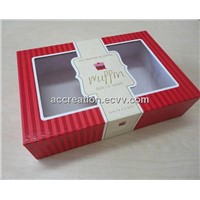 Food Packaing - Cake Gift Craft Box