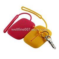 2012 Newly Cute Promotional Silicone Key Holder Supplying From China