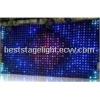2m*3m LED Video Star Curtain RGB / 2m*3m RGB Video Star Cloth Color Change/ Video Star Curtain RGB