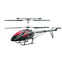 3.5 channel with gyro large size rc helicopter metal frame toy
