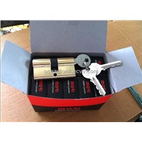 60mm 70mm brass lock cylinder