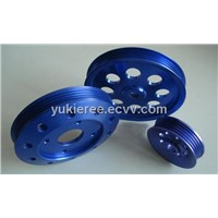Aluminum Light Weight Crank Pulley