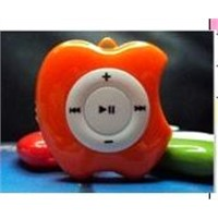 Apple Shape MP3 Player with Promotion Gifts