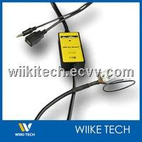 Audi USB Aux MP3 Adapter(12P)